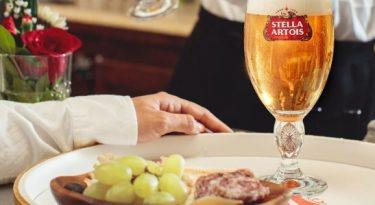 Stella Artois entrega jantar de Namorados