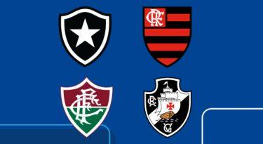Tim renova patrocínio com os quatro grandes clubes do carioca