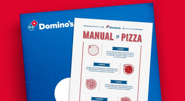 Domino´s manda manual de pizza para Subway