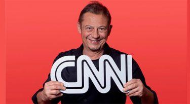 Flavio Ferrari reforça comercial da CNN Brasil