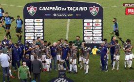 Final da Taça Rio bate recorde global no YouTube