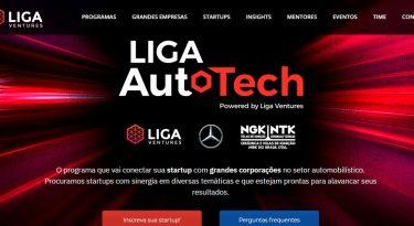 Liga AutoTech busca startups que estejam prontas para inovar no automobilismo