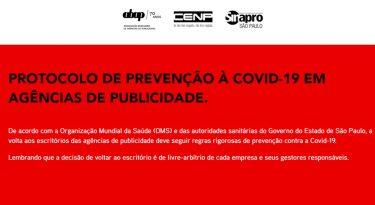 ABAP, Cenp e Sinapro criam protocolo de prevenção a Covid para agências