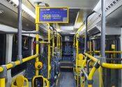 TIM estreia formato de mídia da C2R nos ônibus de São Paulo