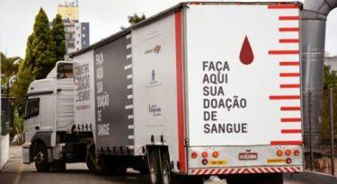 Chevrolet e Einstein promovem drive-thru de doação de sangue