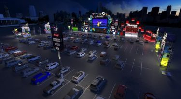 Dream Factory apresenta rede de drive-in
