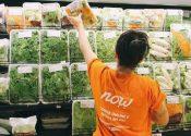 Venda digital de alimentos avança