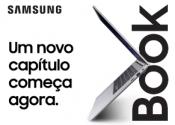Novo Samsung Book