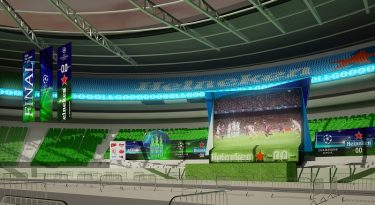 Heineken promove drive-in para final da Champions