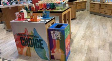 Natura e The Body Shop investem em logística reversa