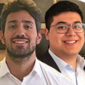 Raphael Andrade e Felipe Ferreira