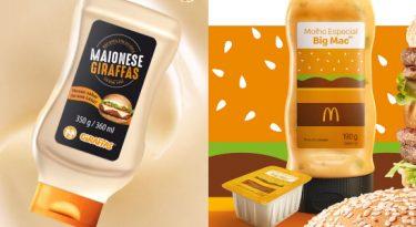 McDonald's, Giraffas e outras: produtos fora do seu nicho