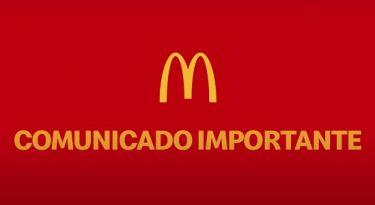 Campanhas da semana: McDonald's, União, entre outras
