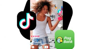 PagSeguro PagBank fecha parceria com o TikTok
