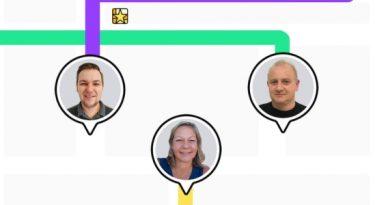 Waze homenageia usuários colaboradores