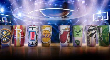 NBA e Cinemark lançam colecionáveis