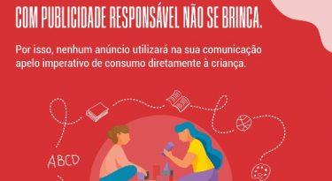 Associações: responsabilidade na publicidade infantil