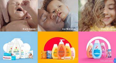 J&J coloca foco em suas marcas infantis