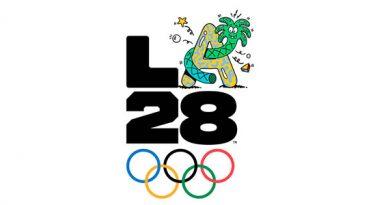 Los Angeles 2028 revela logo dinâmico