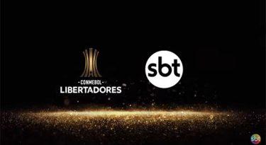 Libertadores no SBT: 6 cotas de patrocínio e jogos no digital