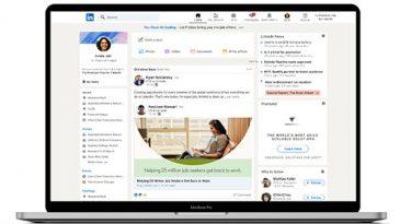 Linkedin muda visual e incorpora ferramentas