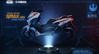 Yamaha lança motos inspiradas em Star Wars