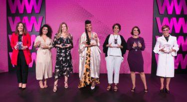 WTW: A celebração das homenageadas de 2020