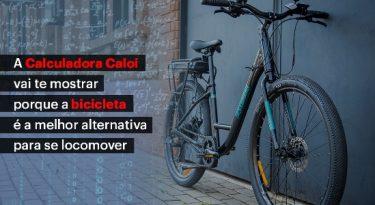 No Dia Mundial Sem Carro, Caloi cria Calculadora da Mobilidade