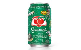 Guaraná Antarctica cria edição limitada sabor canela