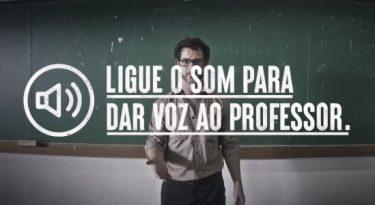 Unicesumar cria projeto para combater violência ao professor