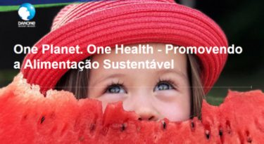 Danone e ONU Unitar lançam curso de dieta saudável