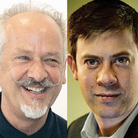 Fernand Alphen e Roberto Grosman
