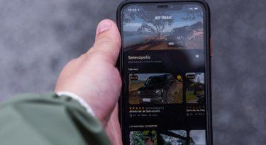 Jeep lança aplicativo para guiar trilheiros no Brasil