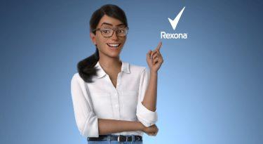 Rexona lança assistente virtual especialista em proteção