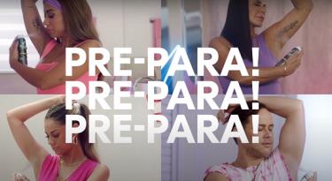 "Anitta e Rexona regravam hit ""Show das Poderosas"""