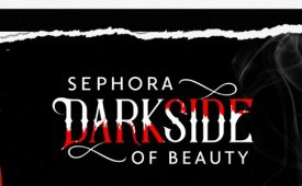 Sephora promove Dark Side of Beauty virtual