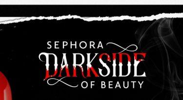Sephora promove Dark Side of Beauty virtual