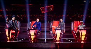 Globo vende 6 cotas para The Voice Brasil 2020