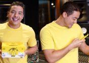 Wesley Safadão lança música em caixinha de Skol