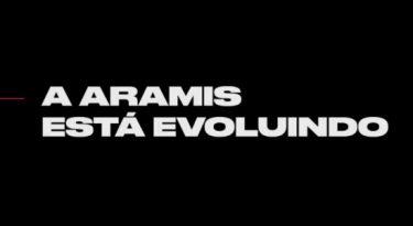 Aramis passa por rebranding ao completar 25 anos