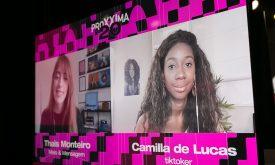 """Camilla de Lucas: """"O TikTok permite que as pessoas sejam livres"""""""