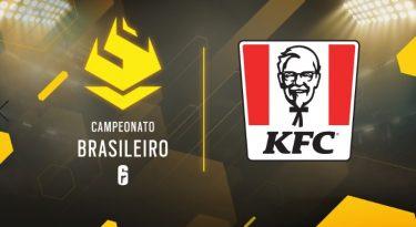 KFC se une à Ubisoft e BBL em campeonato de e-sports