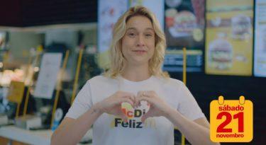 Campanhas da semana: McDonald's, Claro, entre outras