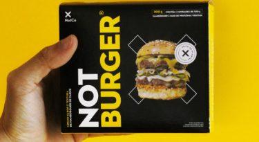 NotCo lança NotBurger, à base de plantas, no Brasil