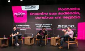 Podcasts: audiência, dados e marcas