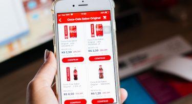 Como um app de entrega ajudou a digitalizar a Coca-Cola?