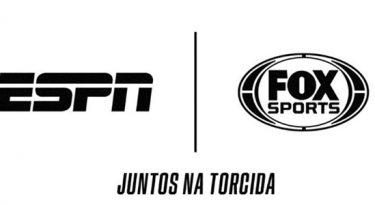 ESPN e Fox Sports integram identidade visual