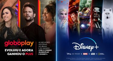 Porque a Globo se aliou à Disney+ ?