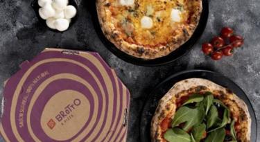 Liv Up lança delivery de pizza saudável em São Paulo