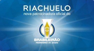Riachuelo patrocina campeonato feminino A-1